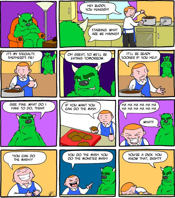 Guest comic from Bnortondavies